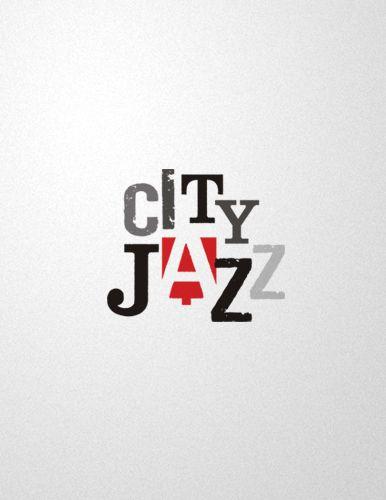 CITY JAZZ logo / sketch