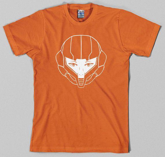 Metroid Samus Aran T Shirt by TheGoreKitten