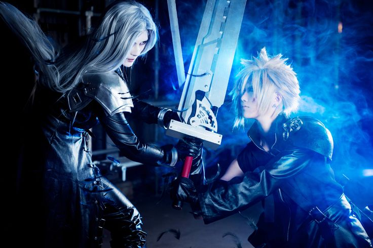 Ray(玲) Cloud Strife, halt Sephiroth Cosplay Photo - Cure WorldCosplay