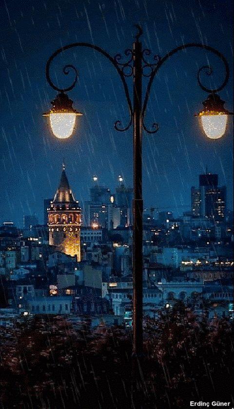 Esős Isztambul. – Judit Balla – Google+