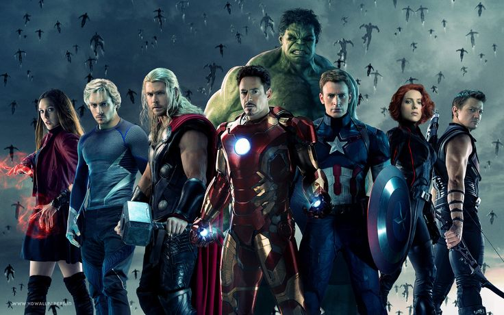 avengers Marvel 2
