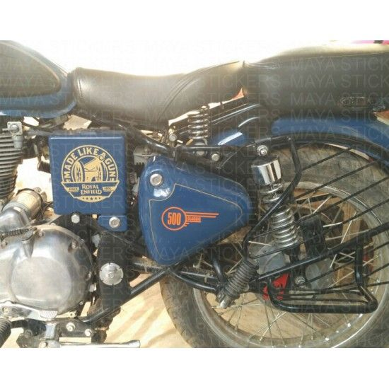 Best Enfield Classic Ideas On Pinterest Bullet Bike Royal - Classic motorcycle custom stickers