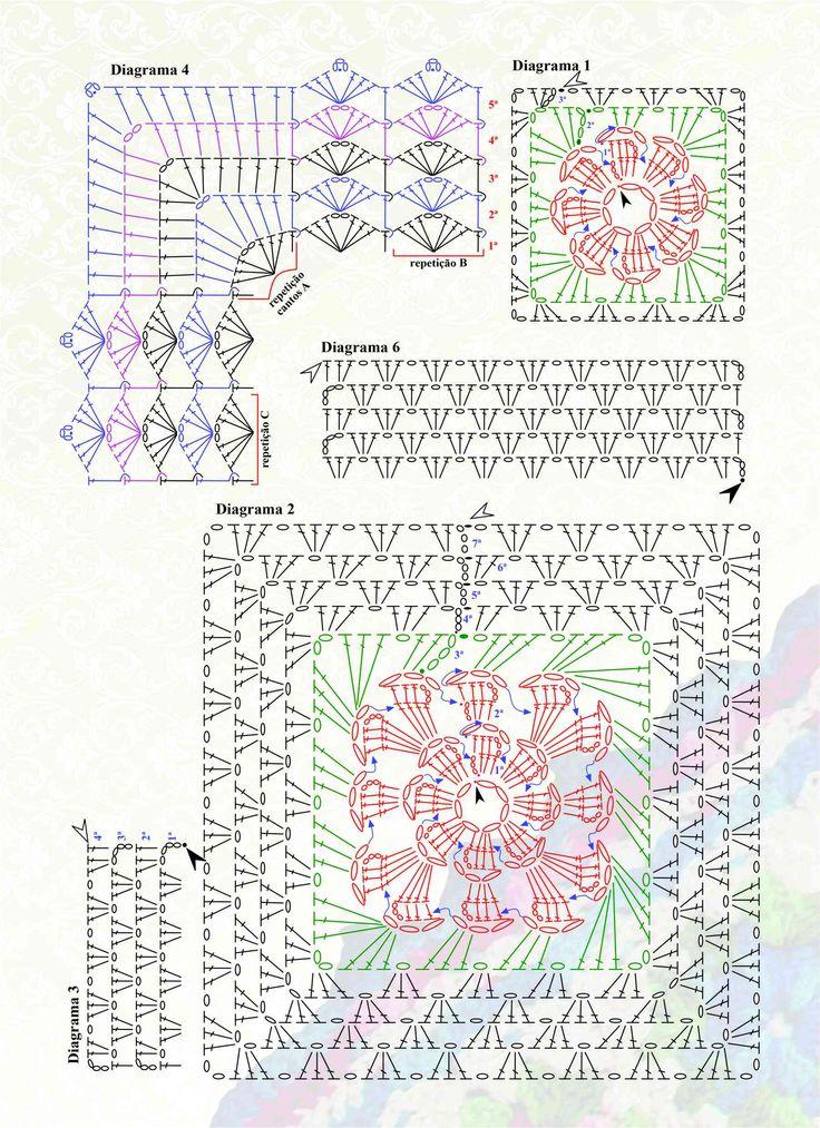 Mejores 459 imágenes de motivos en Pinterest | Alfombras, Alfombra ...