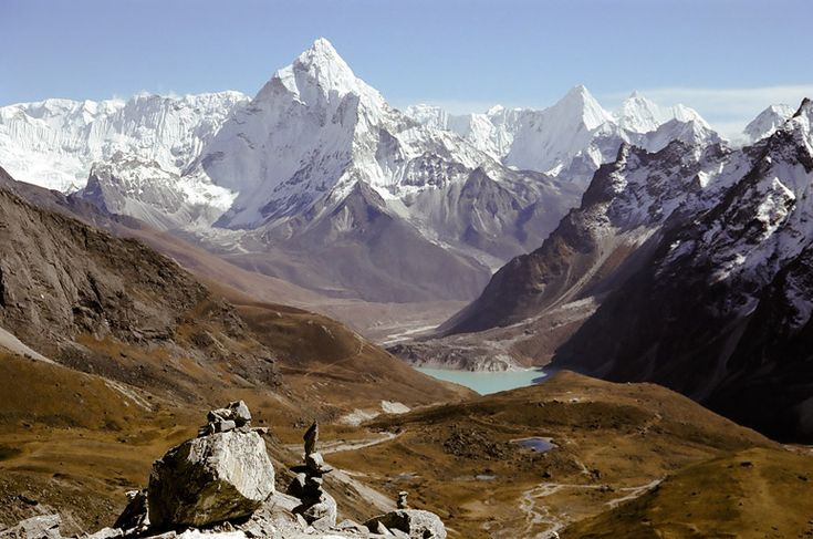 треккинг - пеший туризм в горах