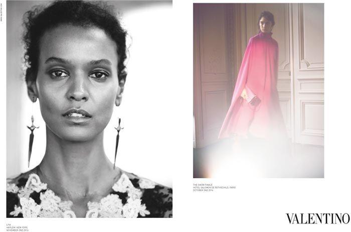 Valentino Spring/ Summer 2017 Ad Campaign
