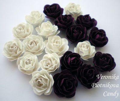 Открытки ♡ Card Making: Розы, подробный мастер-класс от Вероники