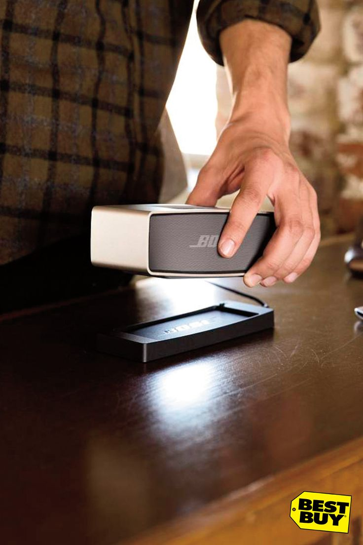 For Dads who love to cut a rug, the SoundLink Mini Bluetooth speaker lets him get his groove on wherever he wants. Get him dancing with the perfect gift from Best Buy.
