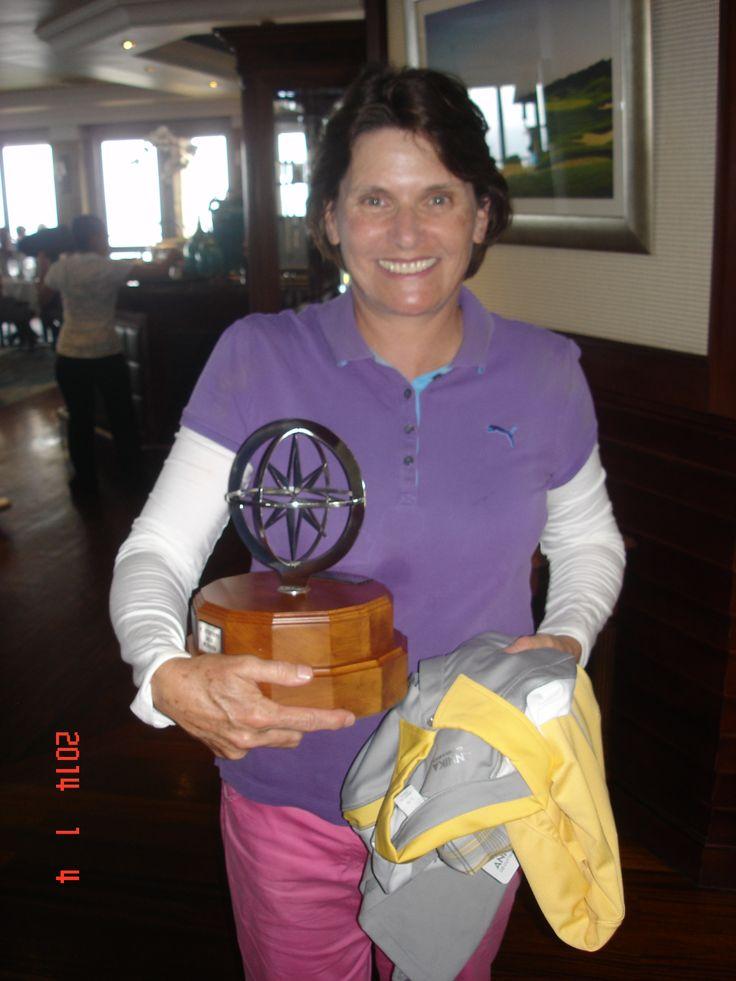#Winner #Ladiesday #Golf