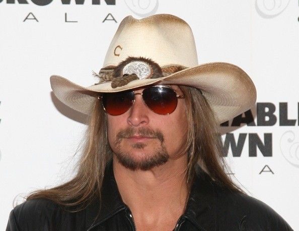 Kid Rock - One of my favorites.  Can't wait for the next tour!