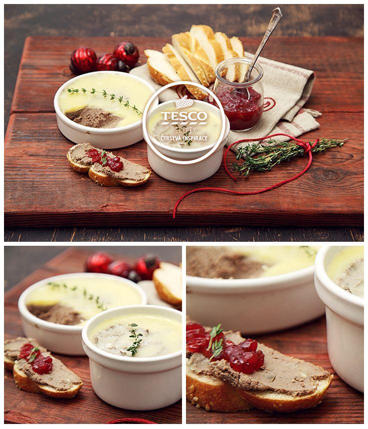 Vánoční kuřecí paštika  http://www.tescorecepty.cz/recepty/detail/233-vanocni-kureci-pastika