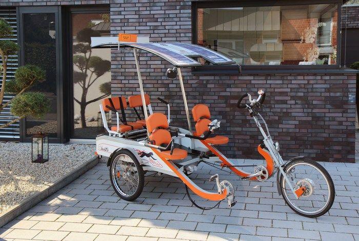 110 besten lastenrad parallel tandem bilder auf pinterest fahrr der tandem und fahrrad. Black Bedroom Furniture Sets. Home Design Ideas