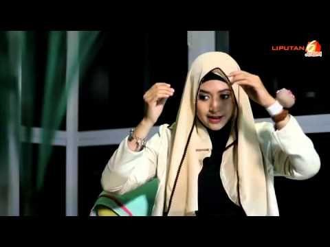 ▶ Hijab Tutorial Segi empat Formal keseharian by. Natasha Farani @Liputan6.com.com.com.com.com - YouTube