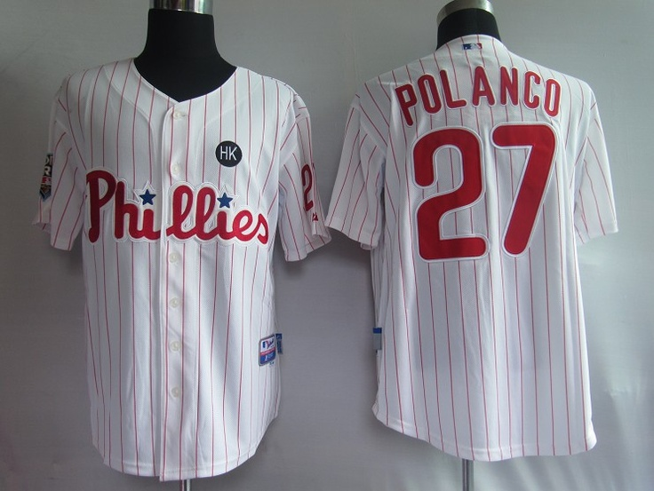polanco white jersey 18.99 this jersey belongs to philadelphia phillies color white size