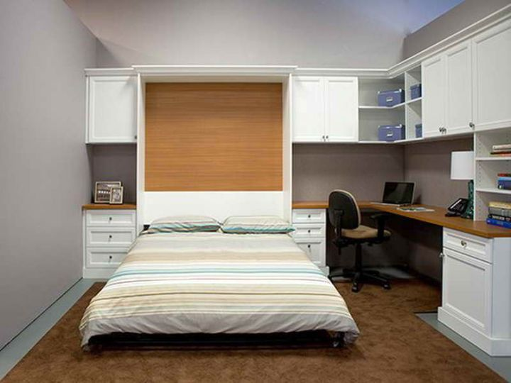 murphy bed office combo. 17 minimalist desk bed combo designs for students murphy office n