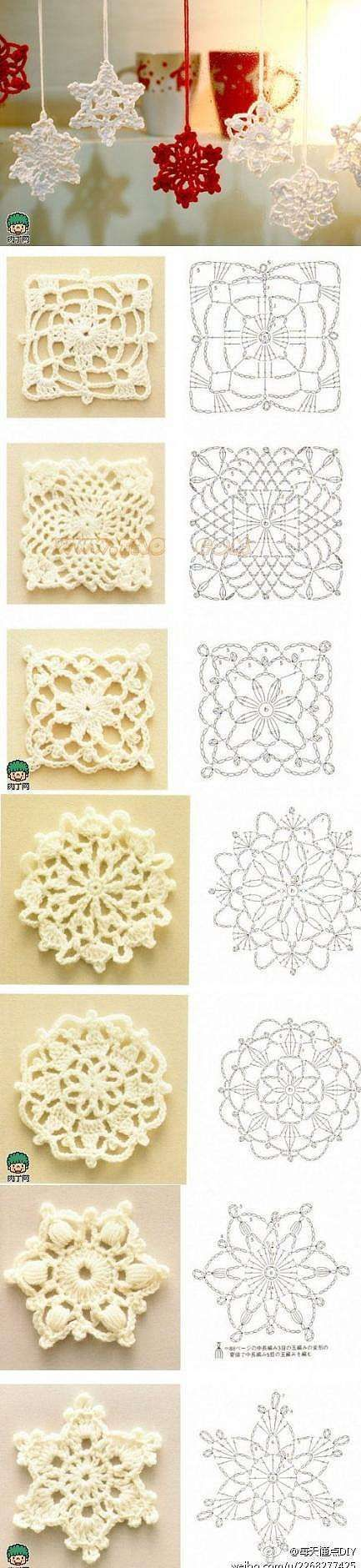 1630 best Ganchillo images on Pinterest | Crochet patterns, Book ...