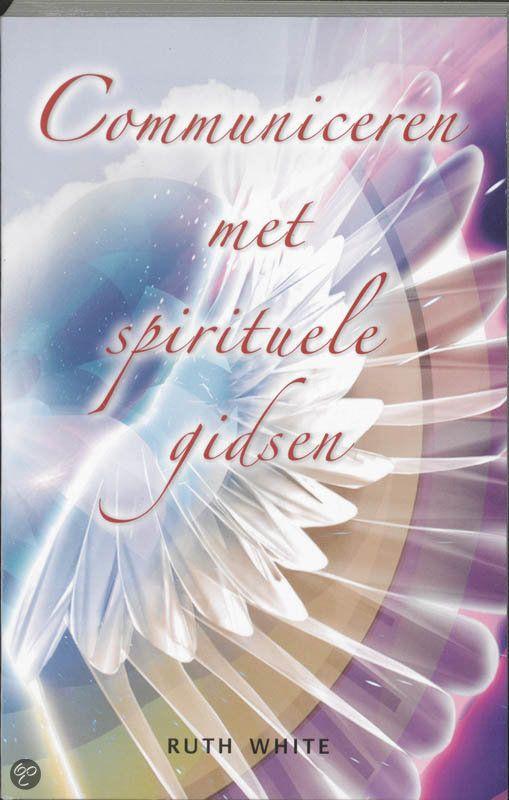 Boek Communiceren met spirituele gidsen