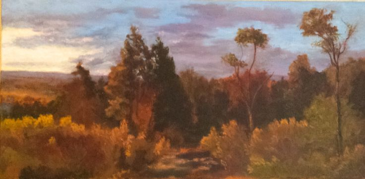 Queensland Sunset www.etsy.com/shop/RubySalonOilPainting