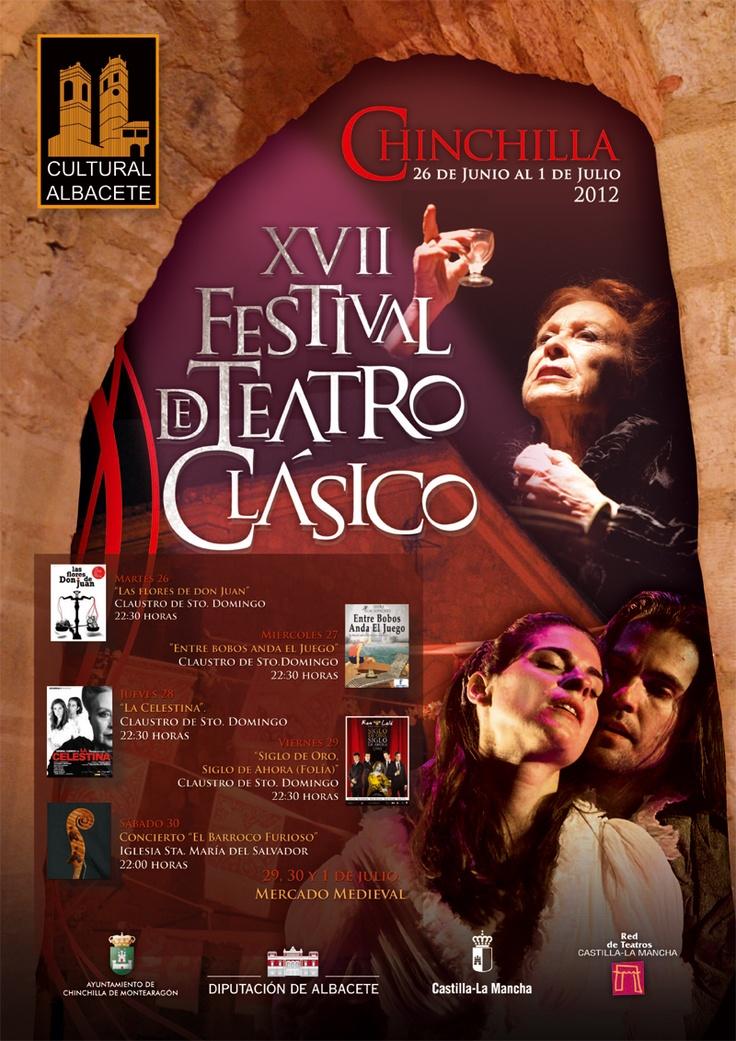 XVII Festival de Teatro Clásico de Chinchilla