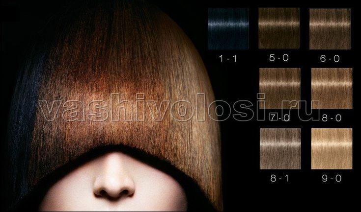 Краска для волос Игора: палитра цветов и отзывы девушек, попробовавших её