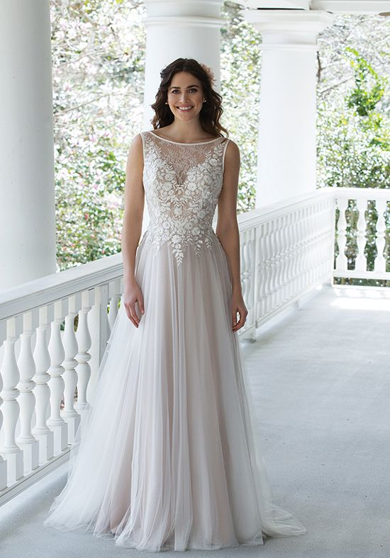 Sincerity Bridal 3945 Wedding Dress - The Knot