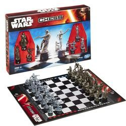 Star Wars Episode VII: The Force Awakens – Chess Board Game