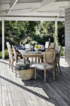 Take a seat in the front row as Country Style magazine unveils their first collection of stylish furniture, available...