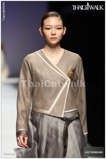 Hanbok - Korean Traditional Dress (Designer Lee Young Hee)