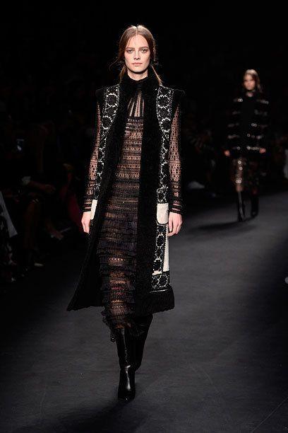 Mode-Trends Herbst 2015: Wie trägt man die neuen, ärmellosen Mäntel