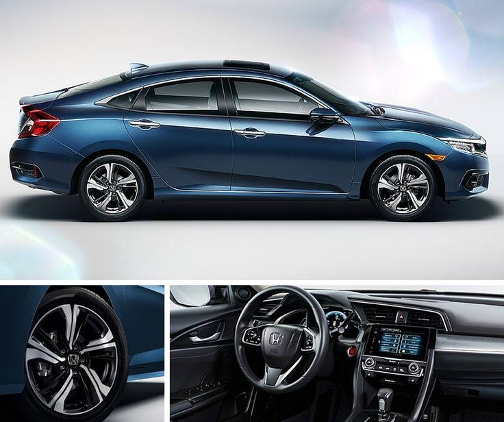2016 Honda Civic Gets Ambitious New Redesign | Luther Brookdale Honda in #brooklyncenter #honda #lutherauto