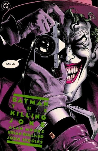 The Killing Joke, I know nerdy agian, but the art is great and has similar themes to the last of us, (the idea that all your morals can be taken away in a few moments)