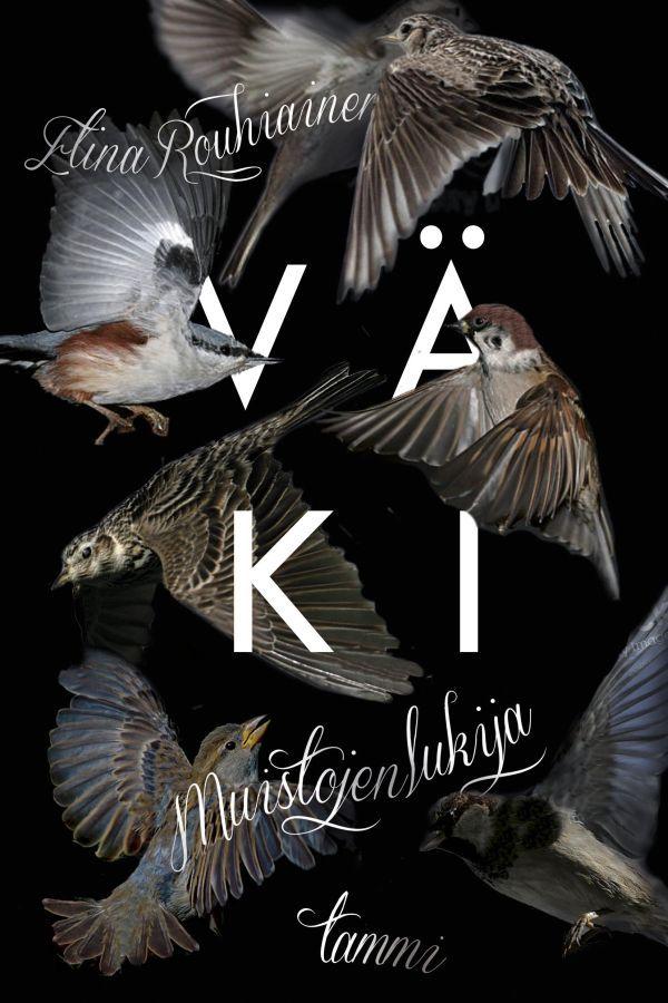 Muistojenlukija (Väki, #1) - Elina Rouhiainen :: Julkaistu 2.8.2017 #fantasia #urbaanifantasia #nuoret
