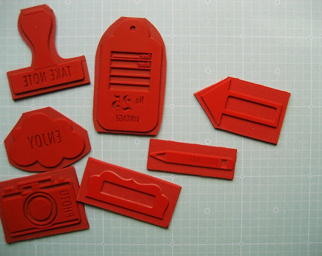 Make Your Own Rubber Stamps 10
