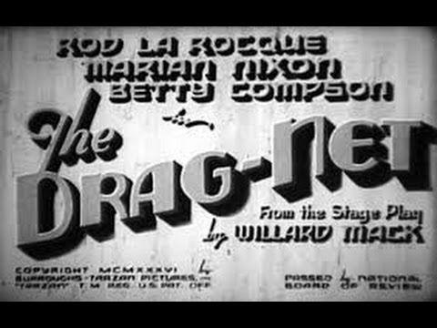 The Drag-Net (1936)