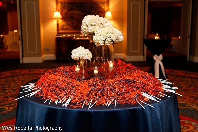 The Hotel at Auburn University is the perfect place to host your special event! http://www.auhcc.com/plan/weddings I Photography by Wes Roberts