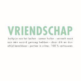V R I E N D S C H A P #Hallmark #HallmarkNL #friends #vriendschap