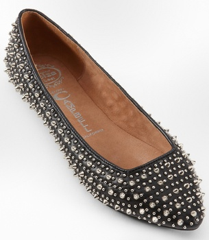 Spike Flats: Flats Fredflare, Bags Shoes Accessories, Cosmo Spike, Spike Flats 3, Jeffrey Campbell, Spike Flats These, Campbell Cosmo, Spiked Flats