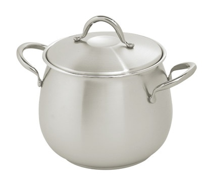 Serafino Zani, Olympia pot. The best capacity for a big family, from $160