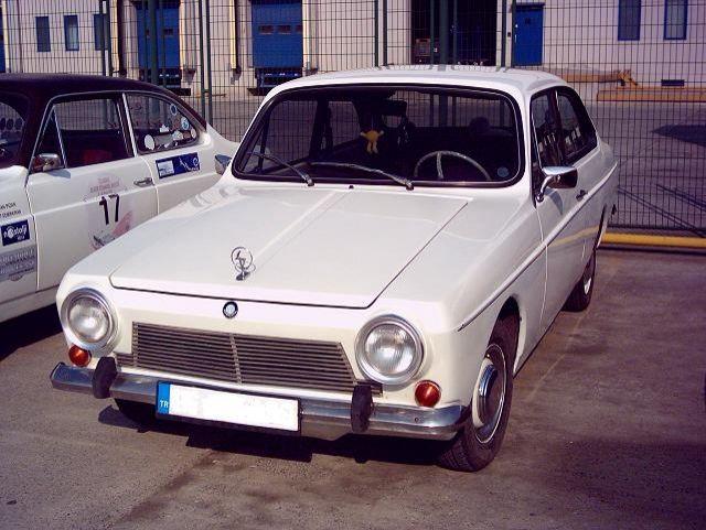 1966'da ilk Anadol A1 MkI