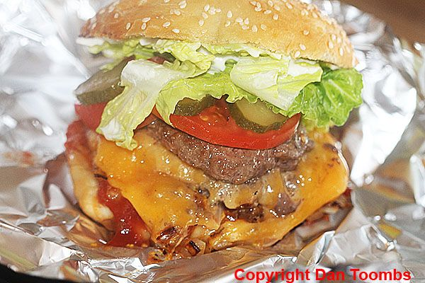 How To Make A Homemade 5 Guys Burger - This is the real deal!