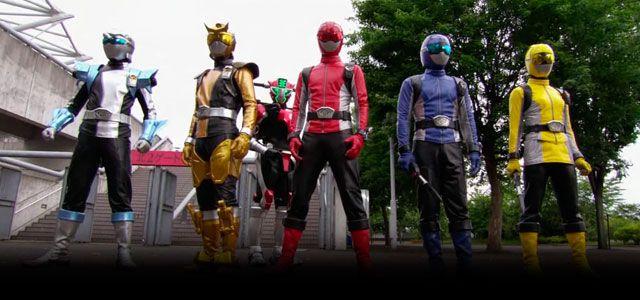 Tokumei Sentai Go-Busters - Super Sentai Time Capsule