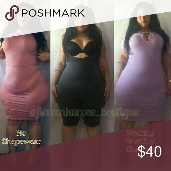 Plus size shape wear Snatched Shape wear Intimates & Sleepwear Shapewear