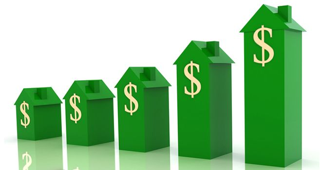 Home price growth plowed on in March 2017, reports the S&P Dow Jones Indices. #homeprices #realestatemarket #theartofrealestate #shelhee