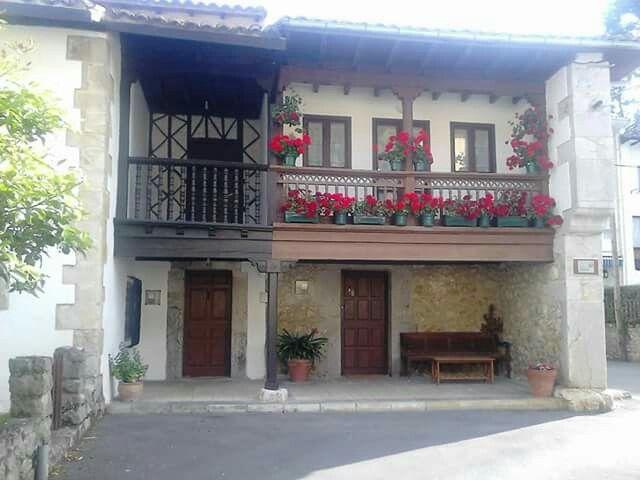 Preciosa casa asturiana