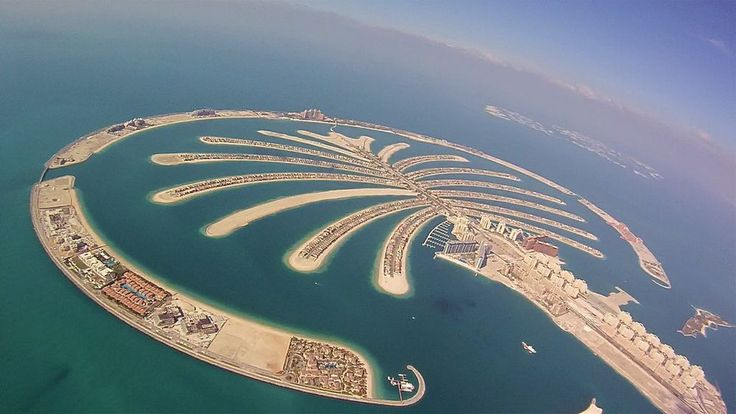Palm Jumeirah, Dubai | 10 uniquely shaped islands | MNN - Mother Nature Network