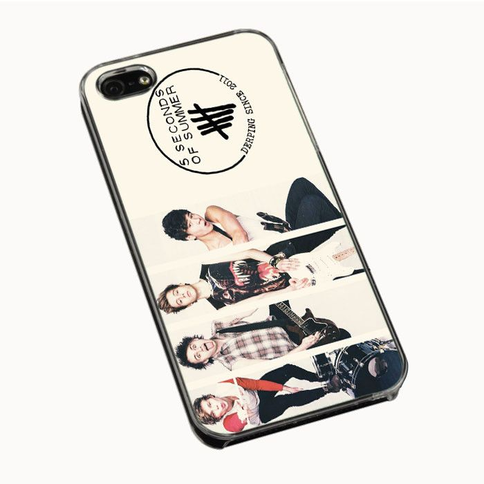 5 Seconds Of Summer 5 sos iPhone 4(S) 5(S) 5C Cases