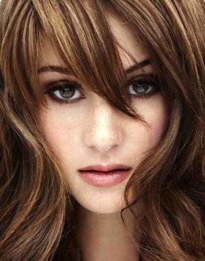 Shailene Woodley #secret #life #american #teenager: Haircolor, Dark Eye, Hair Medium, Fall Hair Colors, Shailene Woodley, Side Bangs, Summer Colors, Brown Hair, Shailenewoodley