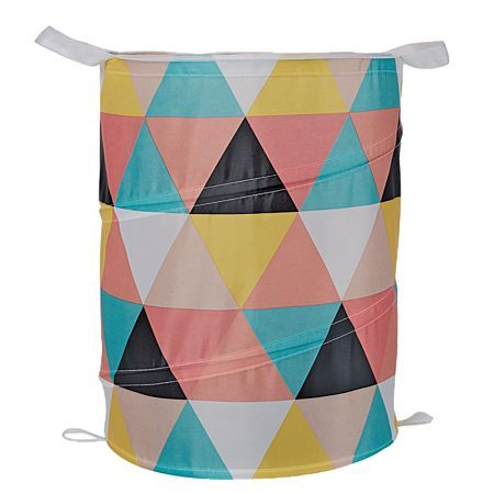 Living & Co Kids Crush Hamper Triangle