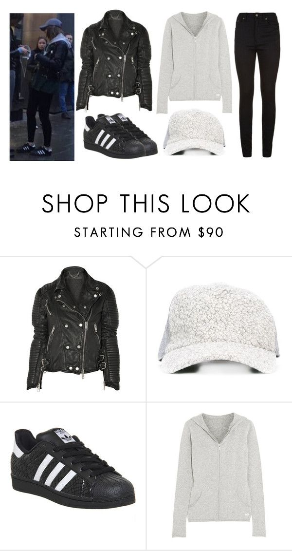 """""""Eleanor Calder - 09/01/16"""" by elenaday ❤ liked on Polyvore featuring Burberry, Reality Studio, adidas, Banjo & Matilda and Yves Saint Laurent"""
