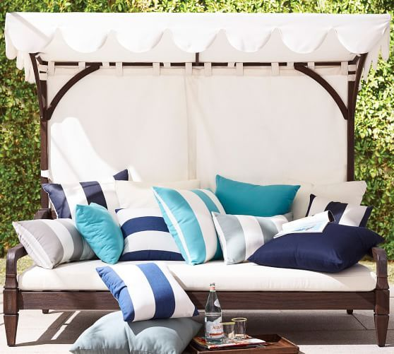 Sayulita Daybed and Canopy Set