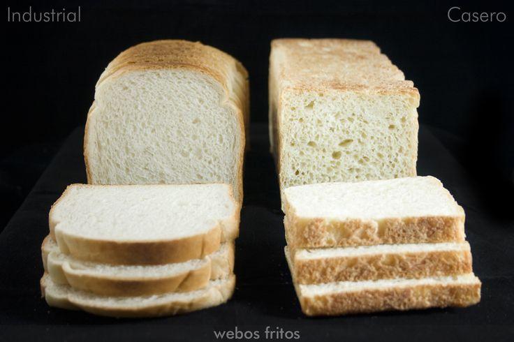 Receta de pan de molde. No hay nada como un pan casero. Te cuento todos los trucos para que te salga tierno.
